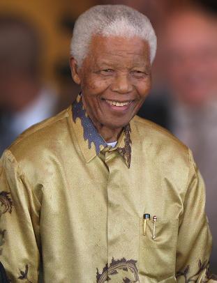 ※マンデラ元大統領も霊界から招集されています。死してなお、ご苦労さまです…。