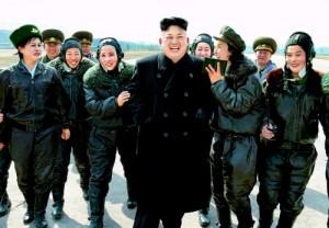 ※画像は北朝鮮労働新聞が公開した写真。