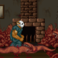 スプラッターハウスのiphone版 金字塔ホラーアクションゲームが最高