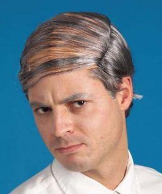 ※味わい深い髪型なのは間違いありません!