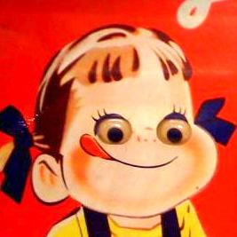 不二家ペコちゃんの昔の顔がヤバい… 「ペコちゃん 昔」画像検索でキャ〜