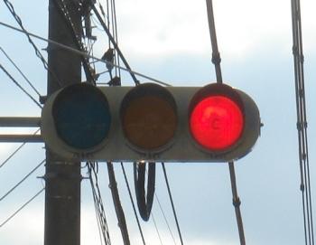 ※赤信号は、「注意して渡れ」ではありません!