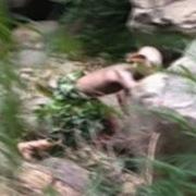 中国山奥で妖怪が撮影され海外メディア騒然 古代妖怪「山魈」との指摘も