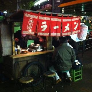 東京オリンピックで屋台ラーメン壊滅へ チャルメラの音は幻に…