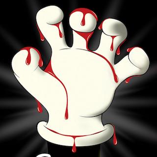 ディズニーランドで無断撮影した映画が怖い…サンダーマウンテンで客の首チョンパ!?