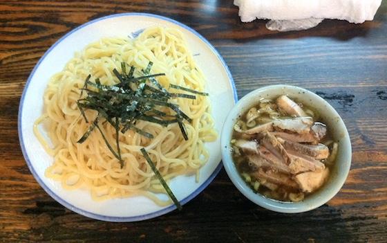 ※チャーシューつけ麺980円