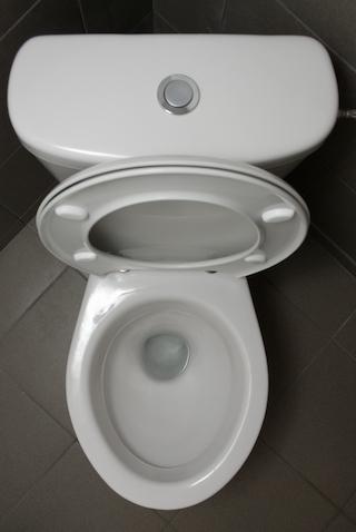 ※トイレがきれいだと嬉しいのは大人も子供も同じ。
