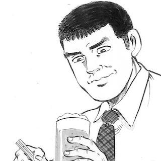 「孤独のグルメ」久住昌之の新作が美味そうすぎる!!! 新連載「荒野のグルメ」は「ほろ酔いテロ」!!!
