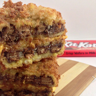 アメリカ新名物「キットカット・チーズサンドイッチ揚げ」が凄く美味いらしい!!!!