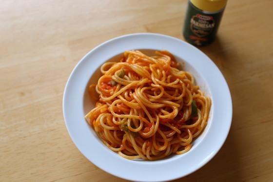 ※スパゲティとかジャンクだけど美味いし、こんなに美味いなら病気になってもいいし…とも言ってみたいけど。