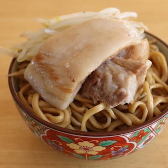 ラーメン二郎が生麺だけを販売中 それを使って「二郎ヤキソバ・アブラカタマリ」を作ってみた!