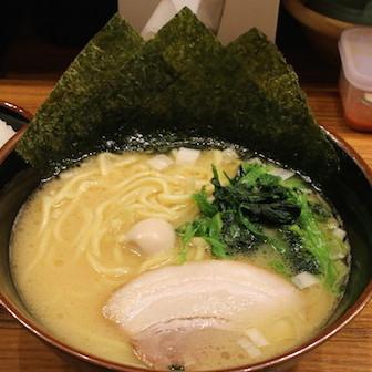 東京チカラめしがラーメン店に変身中 パワフルな味わいの「チカララーメン」が評判