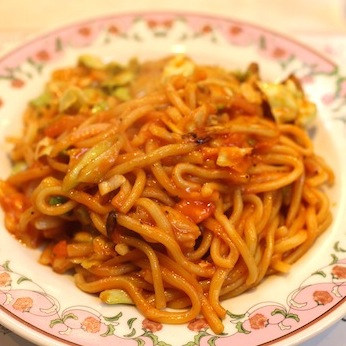 王将がイタリアン料理界に革命 「イタリアン風焼きそば」にハマる女性が続出