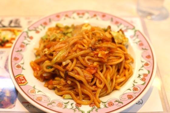 ※餃子の王将の新メニューは、イタリアン料理界にも波紋をよんでいる。