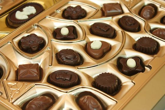 毎年数多くのバレンタインチョコが、女心と一緒に捨てられている。