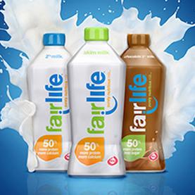 コカコーラが飲めば筋肉ムキムキの牛乳を発売 低脂肪、高タンパク「Fairlife」とは?
