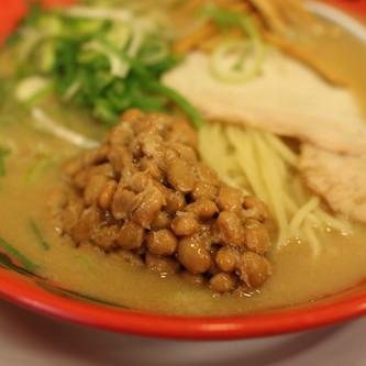 納豆で天下一品こってりを極美味に スープは超濃厚へ、味はまるでフレンチ!
