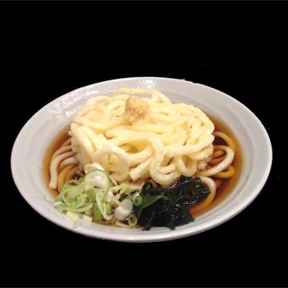 富士そば公式Facebookに掲載された「ボツ商品」。