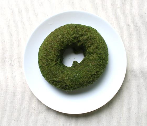緑が鮮やか。