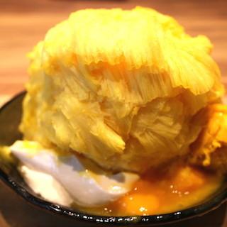 かき氷なのにラーメン二郎と完全に一致!なアイスモンスターを食べてみた! シルエットとボリュームが半端じゃない、二郎よりも完食不能