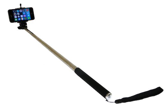 自撮り棒が世界的な「ピンチ」に。