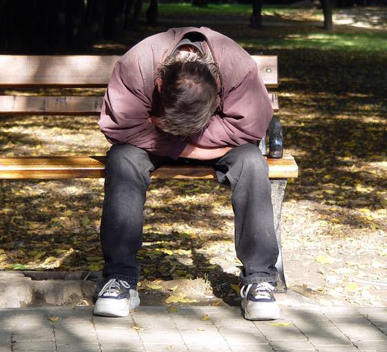 悲劇の後、男性は「もうコンクリートは飲まない…」と語っているとか。※画像はイメージです。
