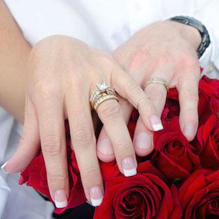 婚約・結婚指輪が夫婦生活に大きな影響 ダイヤモンドは「永遠の愛」に効力あった