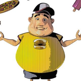 漫画やアニメの肥満キャラに、子供を太らせる効果  児童福祉問題として大食い・肥満キャラに消滅のおそれも