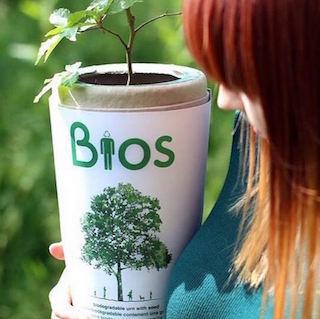 遺骨、遺灰で育てる園芸キットが発売 故人のカラダで樹木すくすく
