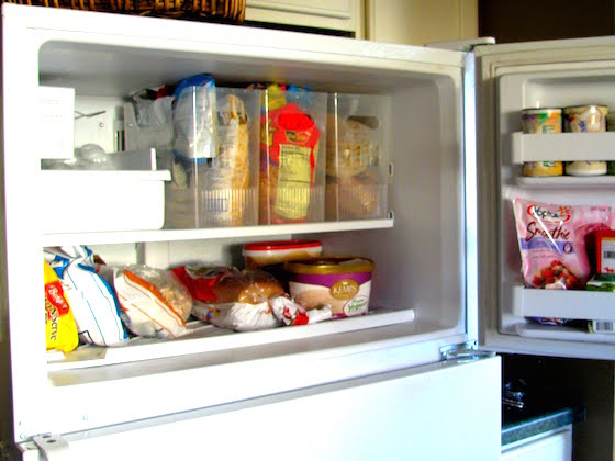 冷凍庫の中身には、とんでもないものが眠っていることもしばしば。