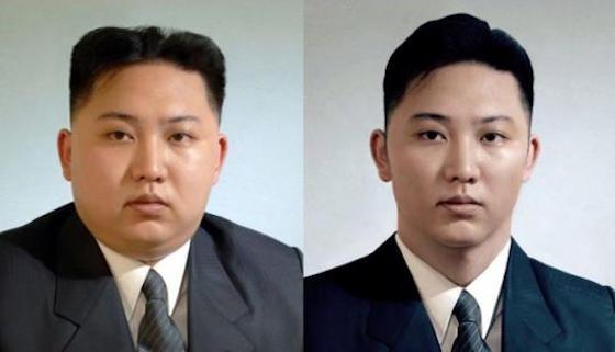 左が現在、右がダイエット後。どっちも素敵ですね!(政治的配慮)