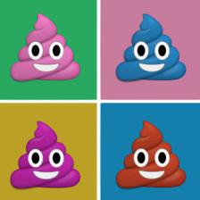 排泄物の絵文字アプリ、可愛すぎて大人気 ダウンロードで子供たちへ寄付も