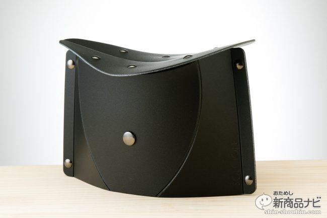 『PATATTO SEIZA(パタットセイザ)』はかつてないオシャレな正座椅子 折りたたみ式で持ち運びもOK!