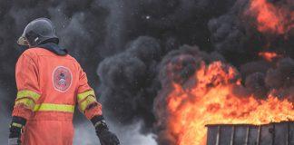 消防士イメージ