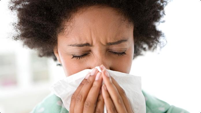 くしゃみで4kcal、鼻水で25kcalの消費も 花粉症や鼻風邪はダイエットに意外な効果?