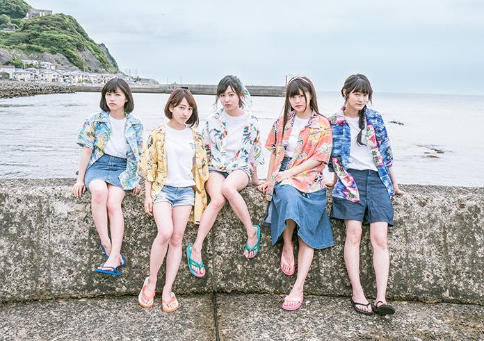 リリカルスクール「夏休みのBABY」MVが6/24(土)0時に公開!!! 待望の初回限定盤ジャケット写真と収録内容が解禁に