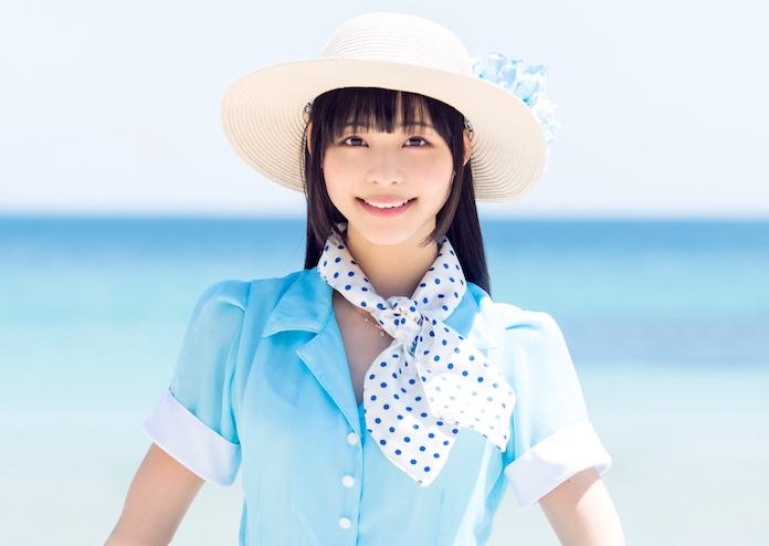 寺嶋由芙 2017年第2弾シングル『私を旅行につれてって』発売決定! 最高すぎる懐かしサマーソング&お祭り音頭