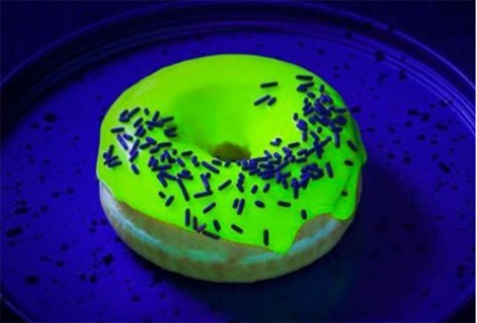ギャラクシーフード・光るドーナツ
