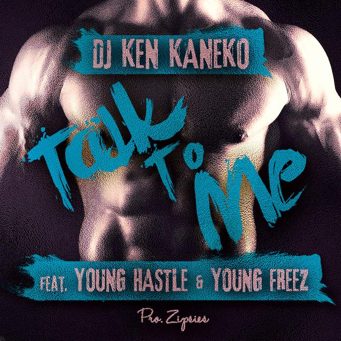 金子賢 待望の第7弾シングルが7月21日0時より配信スタート!!! 『Talk To Me feat. YOUNG HASTLE & YOUNG FREEZ』