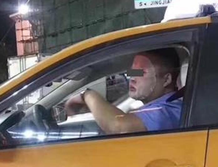 フェイスパックしたままのタクシー運転手、停職処分 「夜勤疲れの肌のコンディション整えたかった」