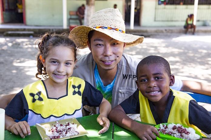EXILEと国連コラボTシャツを発売! 世界食料デーにÜSAと国連WFPがタッグ