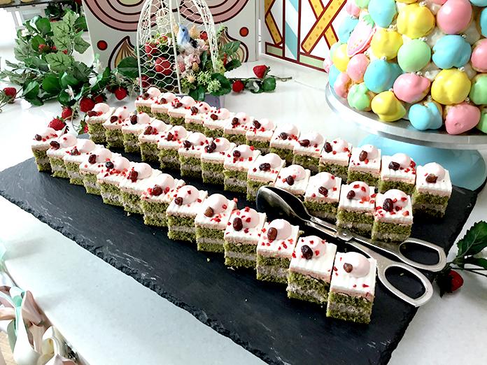 ジャポネスク・ケーキ