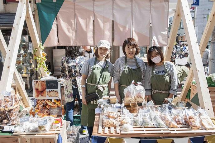 人気パン屋が武蔵小杉に集結「Kosugi 3rd Avenue BAKERY LIVING」開催