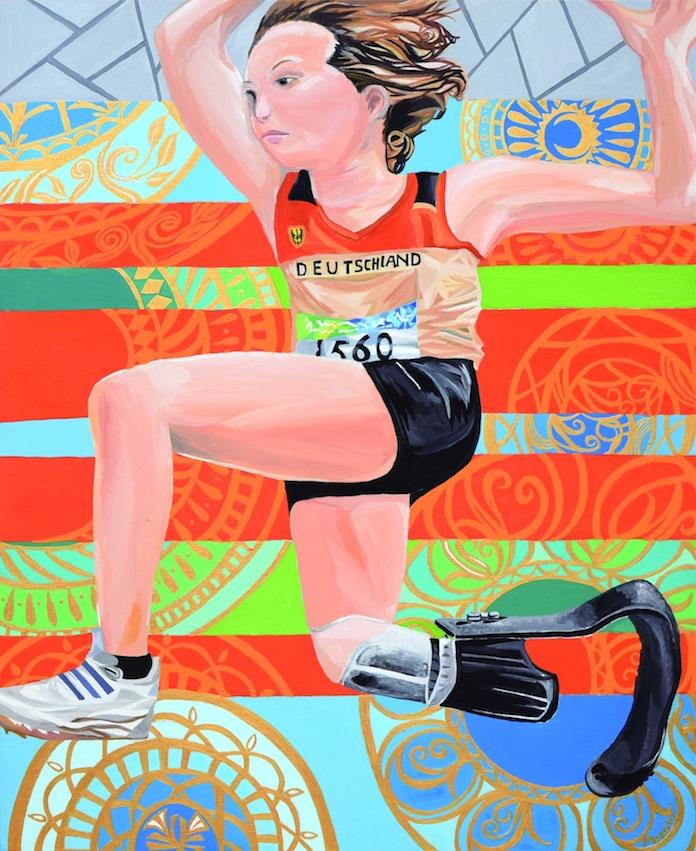 【CSR】アートで東京2020オリンピック・パラリンピック競技大会を応援!障害者アーティストによる絵画展『Pure Passion Power』開催