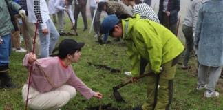 ファンケル水源エコプロジェクト
