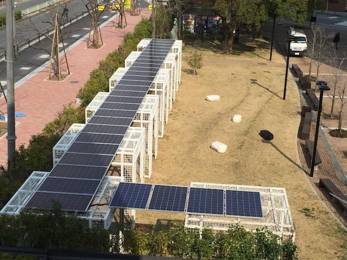 【CSR】大阪経済大学に自家消費型太陽光発電が無償設置 再生可能エネルギー企業が協力