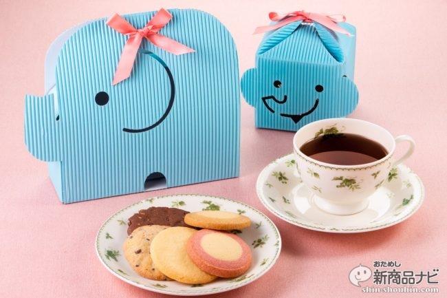 ステラおばさんのクッキーの人気ギフト アニマルアイテムに『ぞう』が仲間入り! 手土産におすすめなクッキーを実際に試食してみた