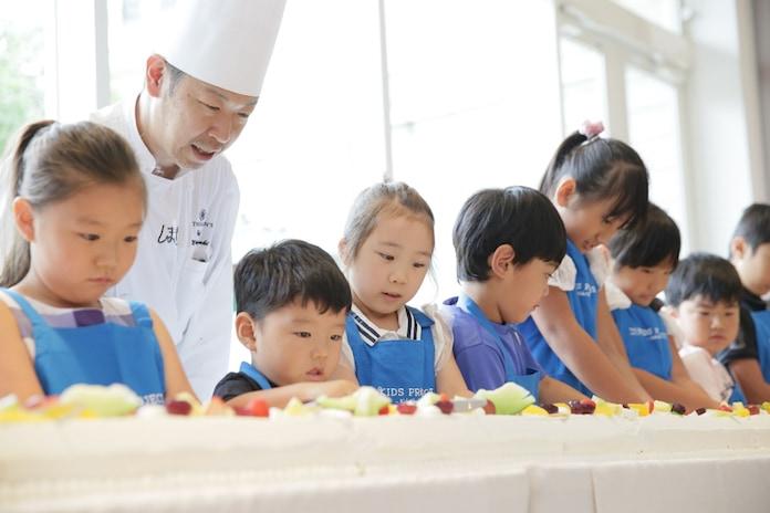 【CSR】婚礼大手テイクアンドギヴ・ニーズ 子供たちに婚育・食育・仕事体験できるイベント開催