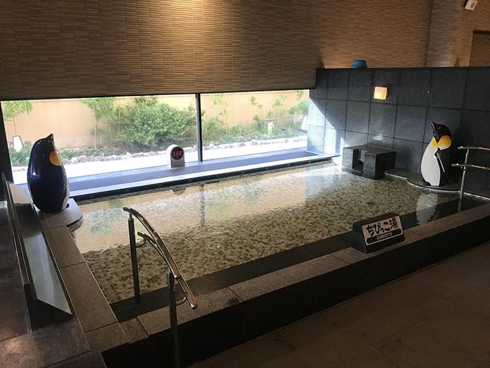 竜泉寺の湯ちびっこの湯