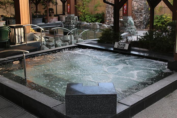 竜泉寺の湯炭酸泉